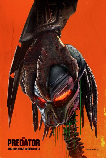 Хищник / The Predator (2018)
